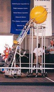 2001 Robot